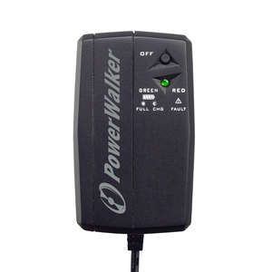 Strømadapter / UPS / Batteri backup - 230V --> 12VDC/2A